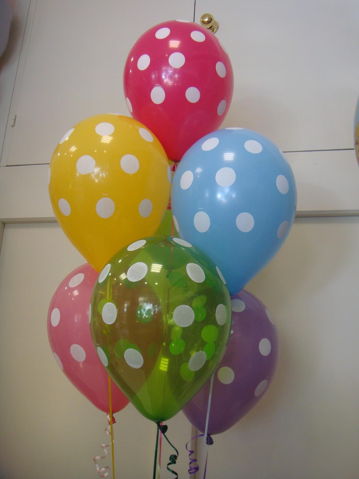 Un detalle con ilusion decoracion con globos - Decoracion con globos ...