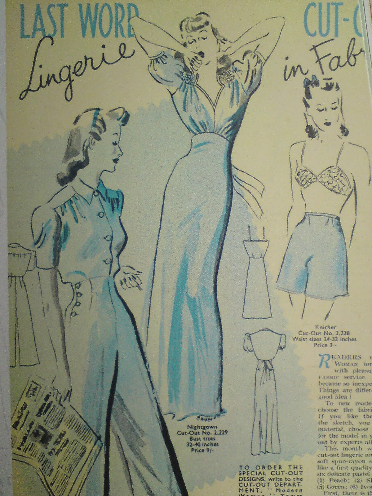 Pin Up Life: The 1940s look. Recreating the fashions ...