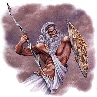 Zeus Jupiter