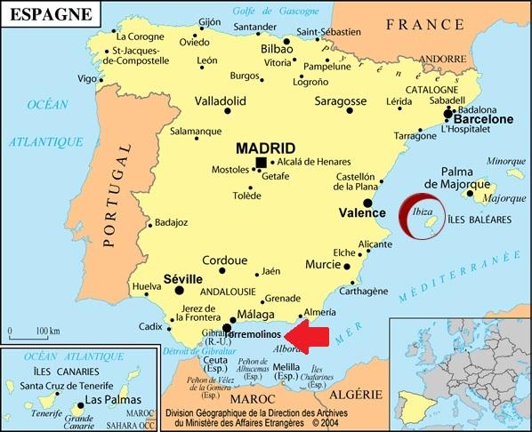 2011 (España): Nous serons a Torremolinos à l'hôtel Apartamentos