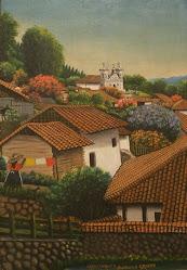Jose Antonio Velasquez (1906 -1983) / Honduras