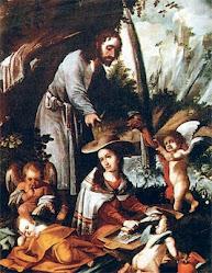 Melchor Pérez de Holguín (1665-1724) / Bolivia