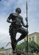 Zumbi dos Palmares (Alagoas,1655 -1695) Brasil