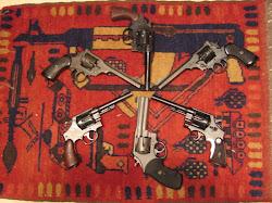 .45 Auto Rim handguns