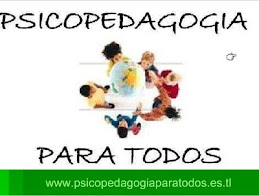 Presentación de Psicopedagogía para todos