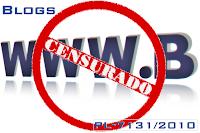 PL-7131/2010 quer sensura pra web 2.0 e blogs do Brasil