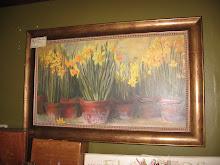 Daffodils by Carol Rowan