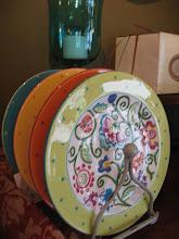 Summer plates!
