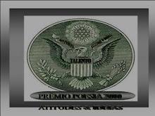 PRÊMIO POESIA 2010 NO BLOG ATITUDES E IDÉIAS!