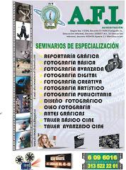 Especializacion  en Cine  y Fotografia