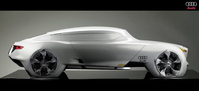 model - side view 2008