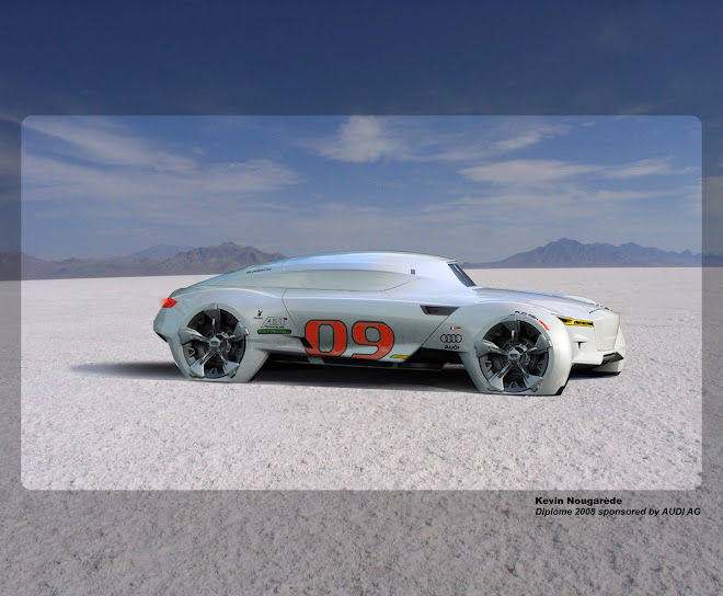 Eco Land speed record for Production cars