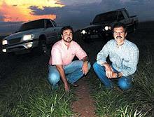 Os caçadores de terras