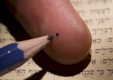 Israel apresenta a menor Bíblia eletrônica do mundo