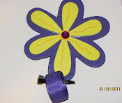Flower Bow Holder $7.00