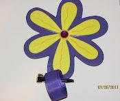 Flower Bow Holder $7.00