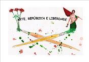 ARTE, REPUBLICA E LIBERDADE