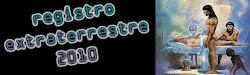 Registro extraterrestre Blog
