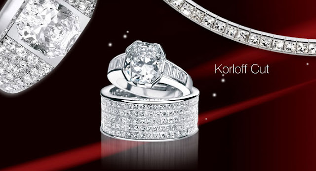 Korloff Diamond Jewelry