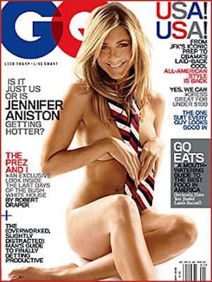 jennifer aniston gq tie. Jennifer#39;s comments about