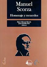 Manuel Scorza. Homenaje y recuerdos