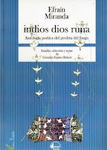 Efraín Miranda.Antología Poética