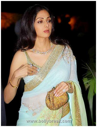 , Sridevi At the age of 53 - Looking HOT