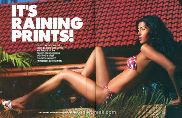 Manasvi Mamgai LQ Pics Miss India World 2010 Manasvi Mamgai in Bikini