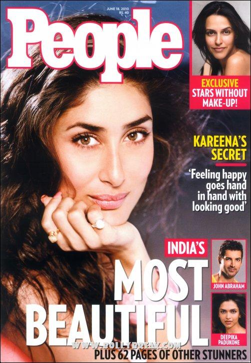 , Kareena Kapoor People Cover And Backstage Pics