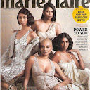 Marie Claire India 4th Anniversary Cover Scans