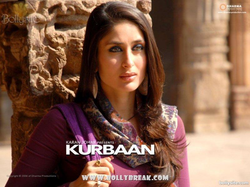 Kareena Kapoor Dresses (Wardrobes) in Movie Kurbaan - 21 Pics