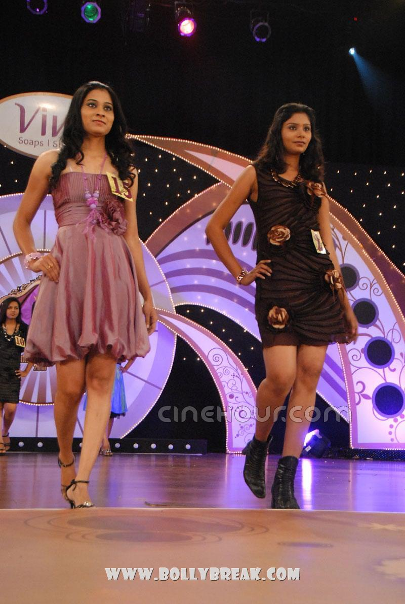 , Miss Andhra Pradesh 2010 Contest Hot Pics
