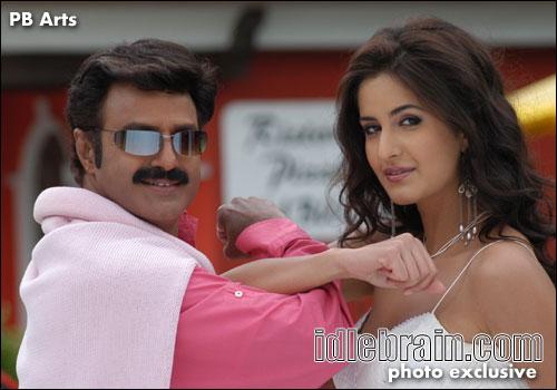 , [Shocking] Katrina Kaif Wallpapers from South Movie Allari Pidugu with Bala Krishna