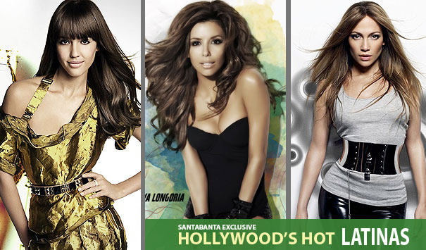 , Hottest Latina Babes of Hollywood