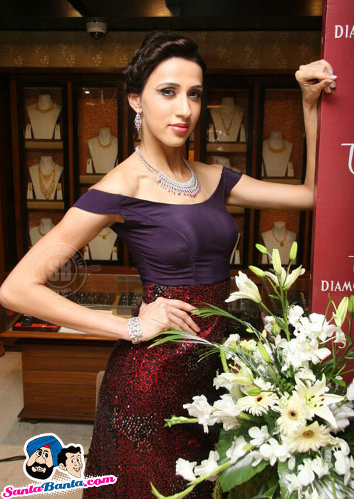 Tanishq Diamonds Launch - Indian Supermodels