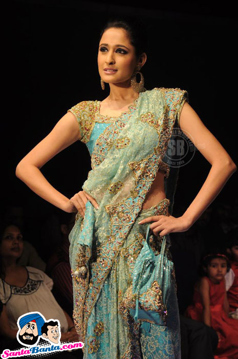 Hyderabad Fashion Week - Gorgeous Models Walk the Ramp