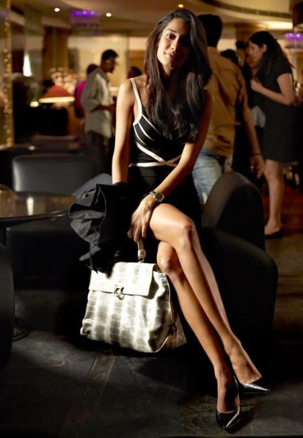 Lisa Haydon Aisha Movie Actress Pics