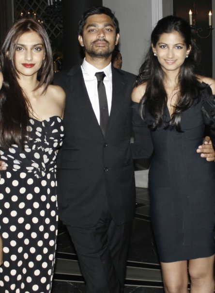  Sonam, Rhea Kapoor Real Life Pictures