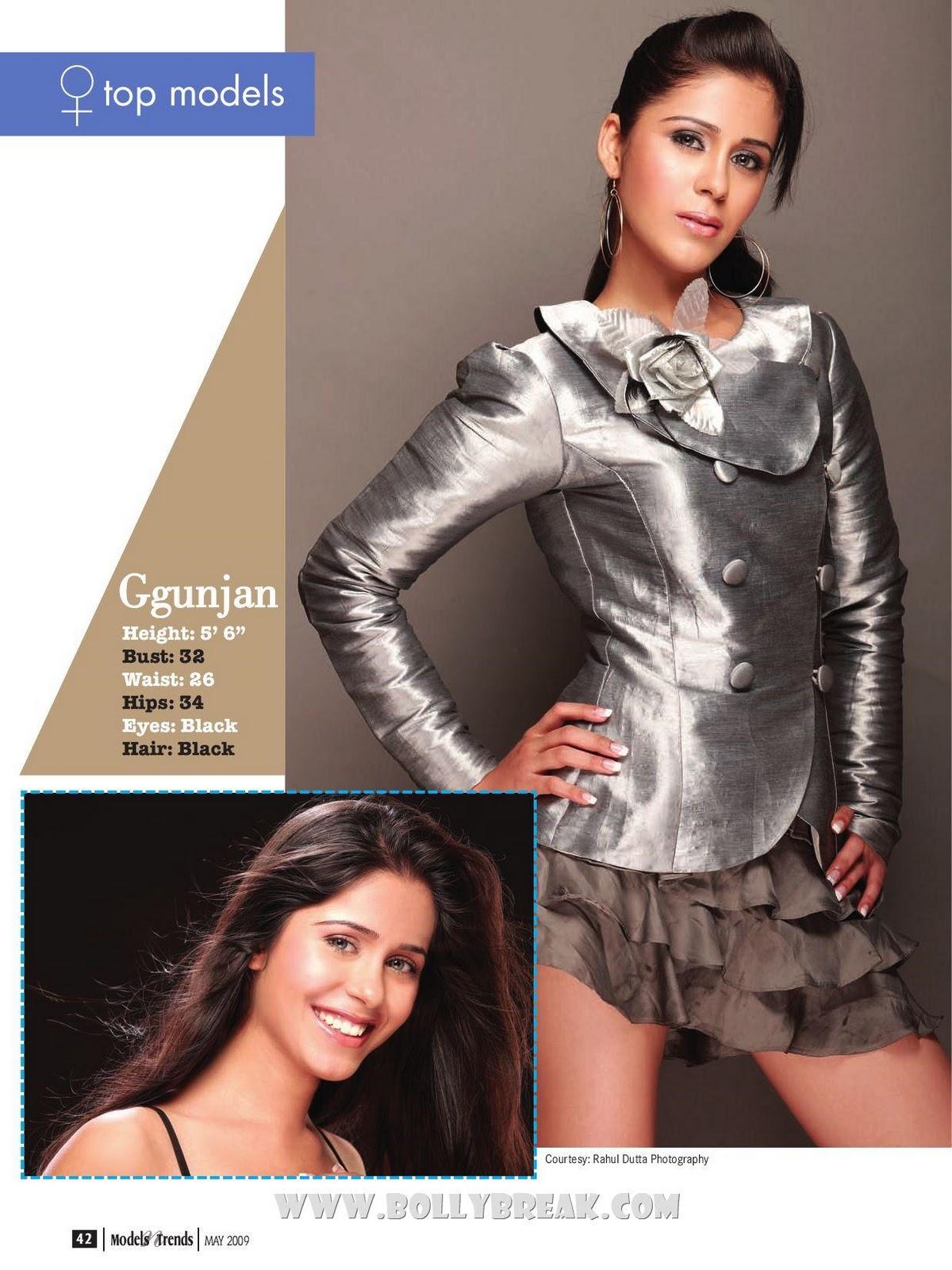 , Hot Indian Mega Models - Tia Singh, Ggunjun, Neetika