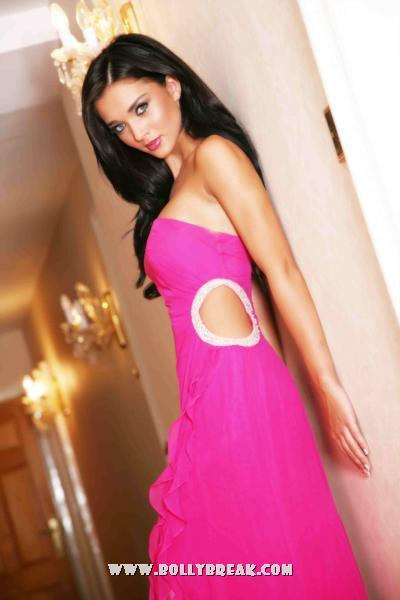 AMY Jackson Miss Britain 2008 - Latest Tamil Movie Debutant