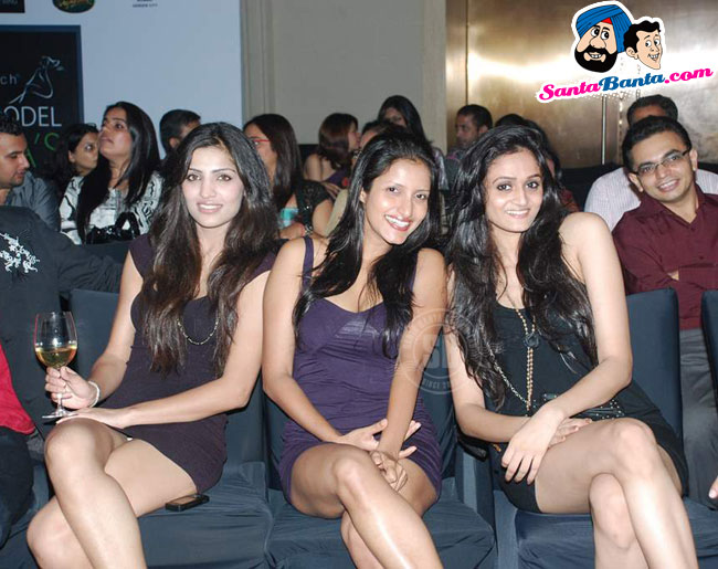 , Hot Models IIF Grand Finale Pics