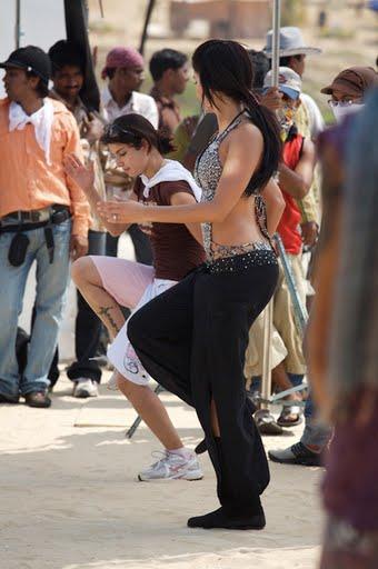 , Katrina Kaif Hot Unseen Pics from Sets of Race Movie