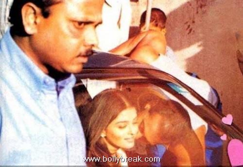 , Salman Kissing Aishwarya: unseen old pic