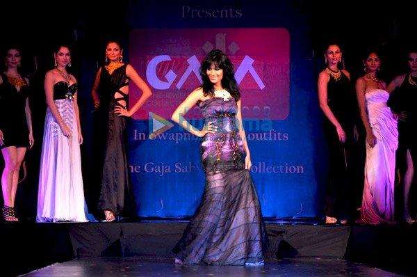 , Chitrangada Singh Walks the Ramp for Gaja Jewellery Collection - eXBii