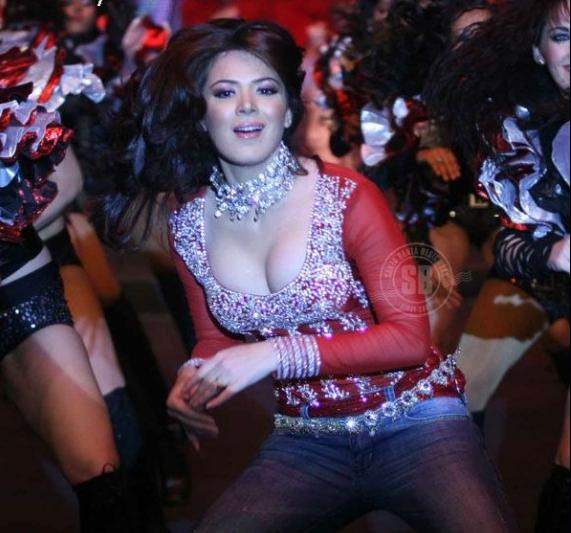 Urvashi Sharma Hot Pics from Bollywood Night Show