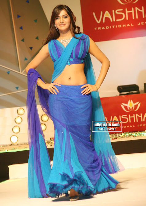 meera jasmine belly button