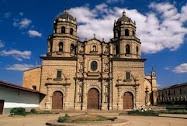 Iglesia San Francisco - Cajamarca.