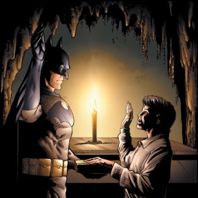 Batman Oath