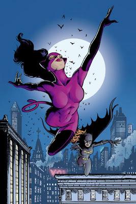 Catwoman Batgirl