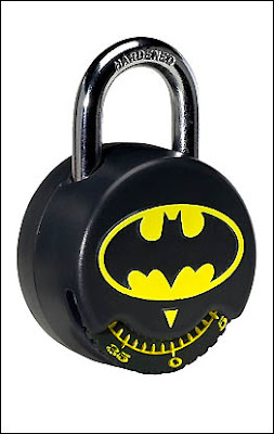 Batman Lock